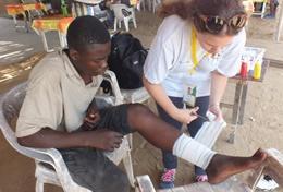Frivilligt arbejde i Folkesundhed
