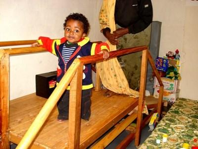Fysioterapiprojekt i Etiopien