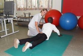 Frivilligt arbejde i Fysioterapi
