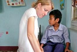 Frivilligt arbejde i Nepal
