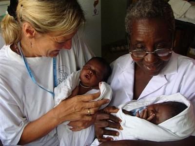 Frivillig på obstetrik-projekt I Ghana