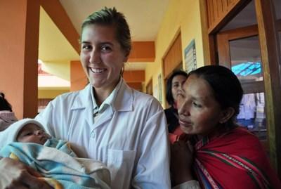 Frivillig på medicinsk projekt i Peru