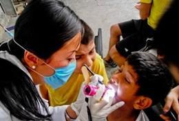 Frivilligt arbejde i Odontologi