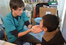 Frivilligt arbejde i Sygepleje