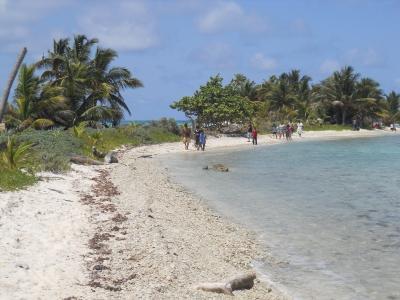 Naturområde i Belize