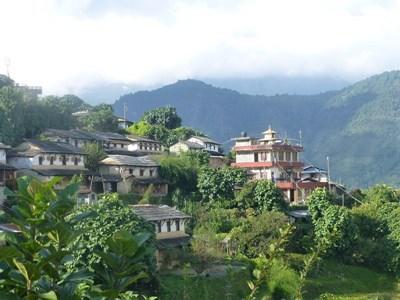 Nepals smukke og varierede natur