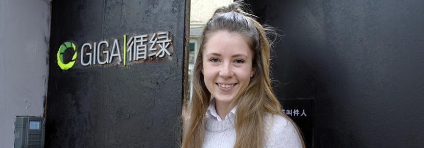 praktikophold i Kina