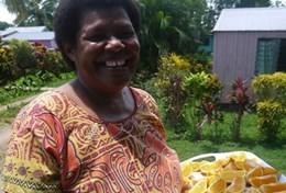 Frivilligt arbejde i Fiji