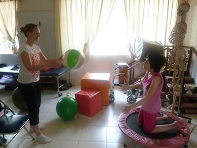 Frivillig på fysioterapeutisk projekt i Vietnam
