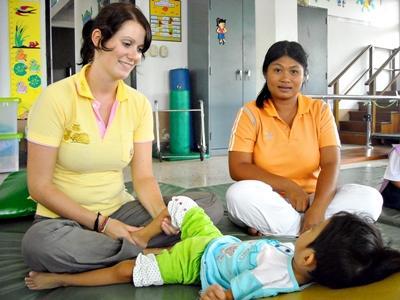 praktikophold med fysioterapi i udviklingslande