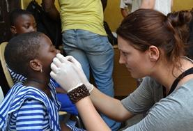 Volunteer Sygepleje