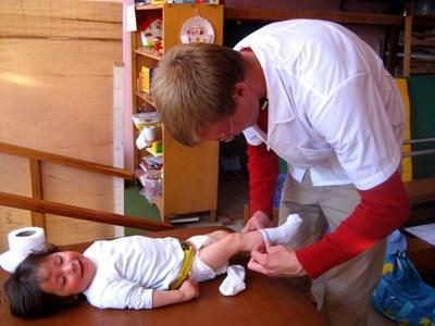 Frivillig på medicinsk projekt inden for sygepleje i Peru