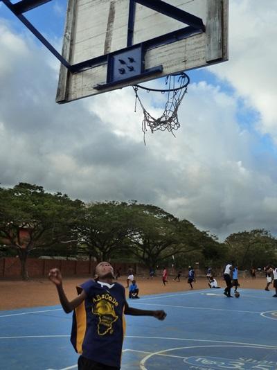 Basketball i Ghana