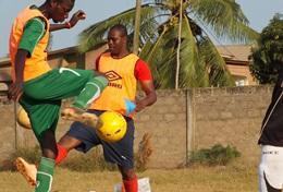 Frivilligt arbejde i Togo