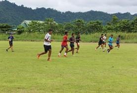 Frivilligt arbejde i Samoa