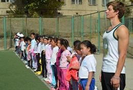Frivilligt arbejde i Skolesport