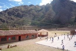 Frivilligt arbejde i Peru