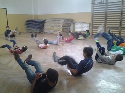 Det er både hårdt og sjovt at lave idræt i Rumænien