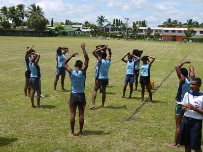 Sport og Samfund i Fiji