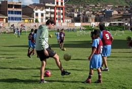 Frivilligt arbejde i Sport og Samfund