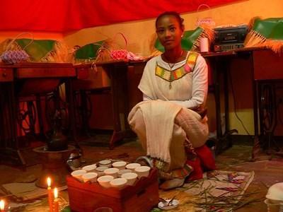 Amharic i Etiopien