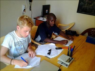 Fransk i Senegal
