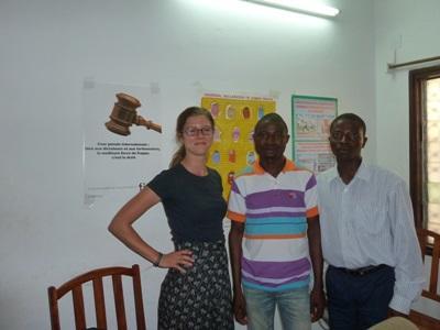 Fransk i Togo