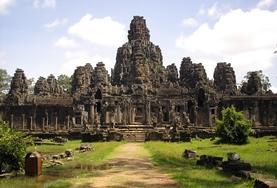 Frivilligt arbejde i Khmer