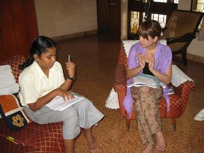 Singalesisk i Sri Lanka