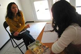Frivilligt arbejde i Tamazight