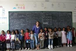 Frivilligt arbejde i Etiopien