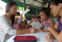 Frivilligt arbejde i Filippinerne