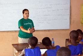 Frivilligt arbejde i Madagaskar