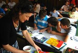 Volunteer Undervisning