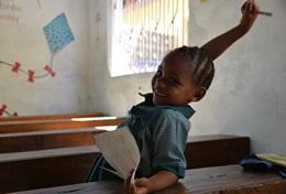 Frivilligt arbejde i Tanzania