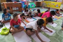 Frivilligt arbejde i Thailand