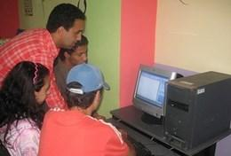 Frivilligt arbejde i Undervisning