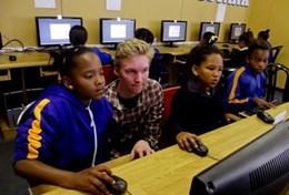 Frivilligt arbejde i Sydafrika