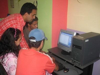 Undervis lokale i IT i Marokko