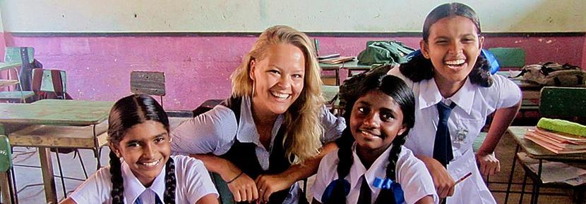 Undervisning i Sri Lanka