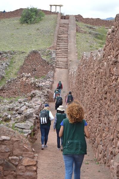 Grupperejse til Peru
