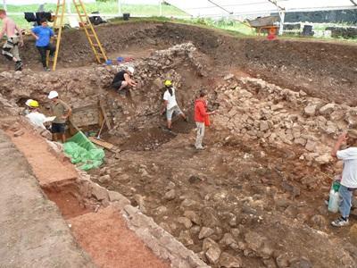 Arkæologi-projektet i Rumænien