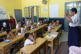 Frivilligt arbejde i Myanmar