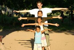 Frivilligt arbejde i Cambodja