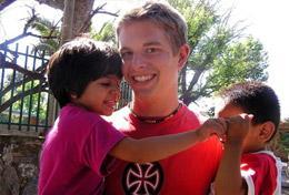 Volunteer Humanitært arbejde