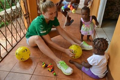 Grupperejse for unge til Jamaica