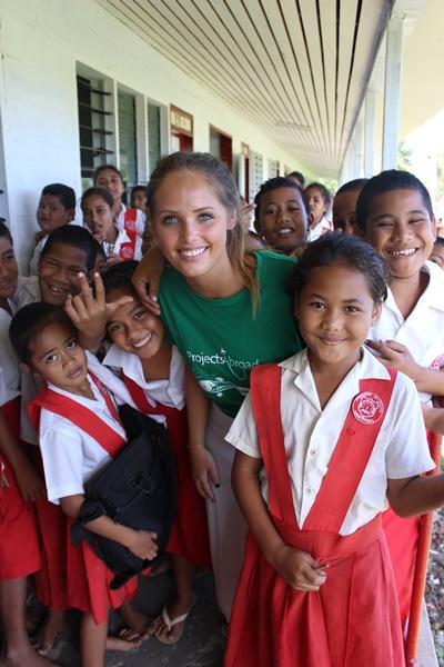 Grupperejse til Samoa