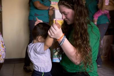 Ungdomsprojekt med humanitært arbejde i Costa Rica