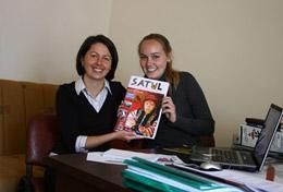 Frivilligt arbejde i Rumænien