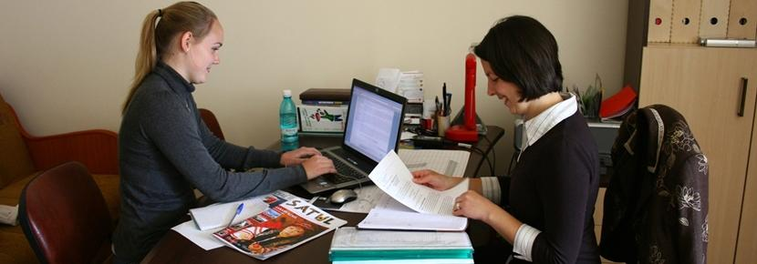 Research på journalistikprojektet i Rumænien